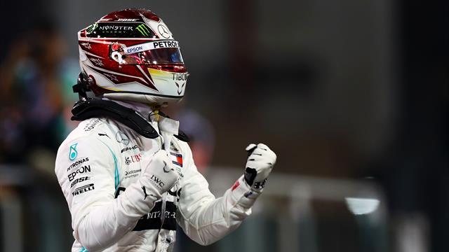 Pas encore en vacances, Hamilton met fin à sa série noire et retrouve la pole