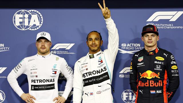 """Hamilton : """"Ma qualification n'a pas été mauvaise, mais…"""""""