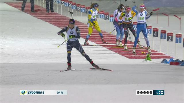 Biathlon: Boe démarre fort à Ostersund, Fourcade rassure