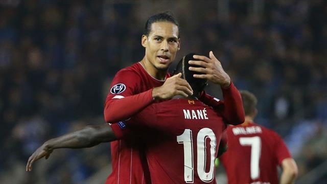 Liverpool tra van Dijk e rosso ad Alisson: il 2-1 al Brighton vale +11 in cima alla Premier