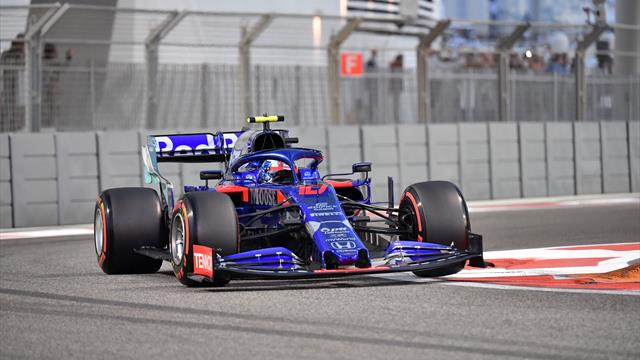 """Gasly : """"Nous glissions beaucoup"""""""