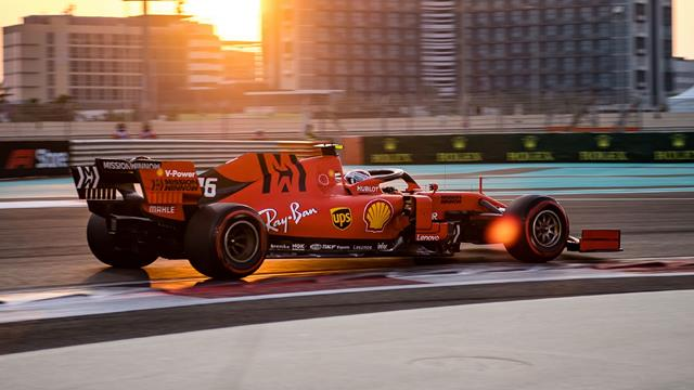 F1 2019: Le più belle foto del suggestivo weekend di Abu Dhabi
