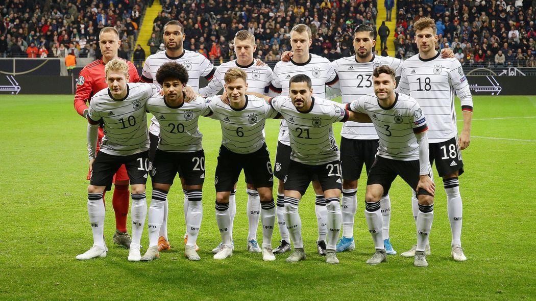 Auslosung Euro 2020 Deutschland Gegen Frankreich Und