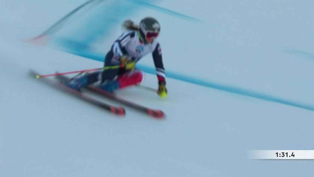 Alpine Skiing At The 2020 Olympic Winter Games.Alpine Skiing News Watch Alex Tilley S Superb Second Run