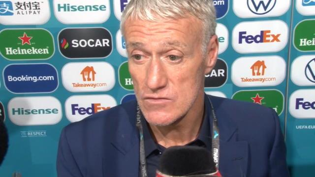 "Euro 2020 - Deschamps : ""Chaque point aura beaucoup d'importance"""