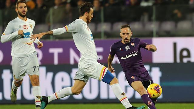 Sérieuse blessure à la cheville pour Franck Ribéry — Ita