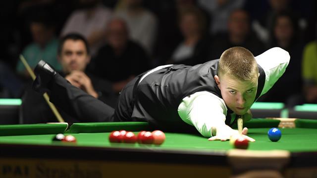 UK Championship | Veel frames op de eerste dag in York