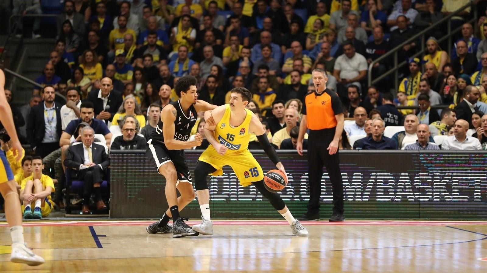 Maccabi Tel Aviv vs Asvel