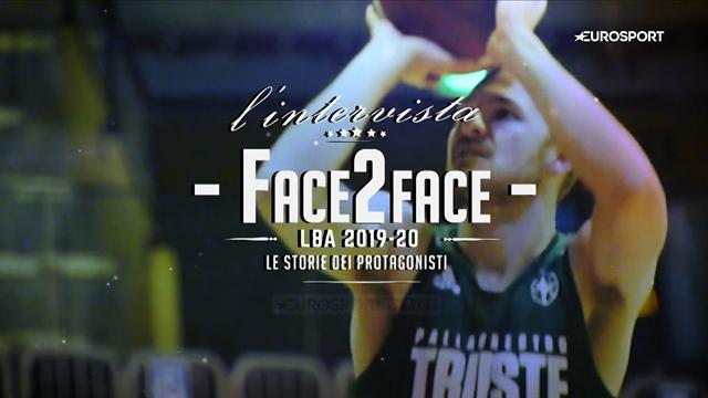 """Face2Face con Jon Elmore: """"Sorpreso dal livello del basket italiano, che passione a Trieste!"""""""