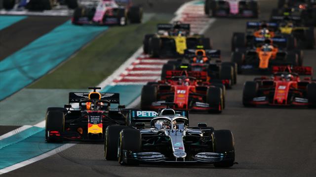Synchronisez vos montres : les horaires des Grand Prix ont été dévoilés