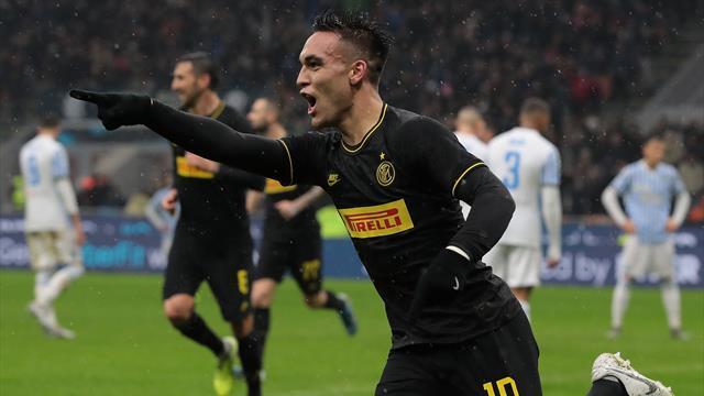 Lautaro installe l'Inter sur le trône, Naples va de mal en pis