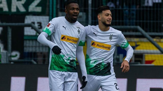 Avec Thuram, Mönchengladbach conserve la tête... et attend le Bayern de pied ferme