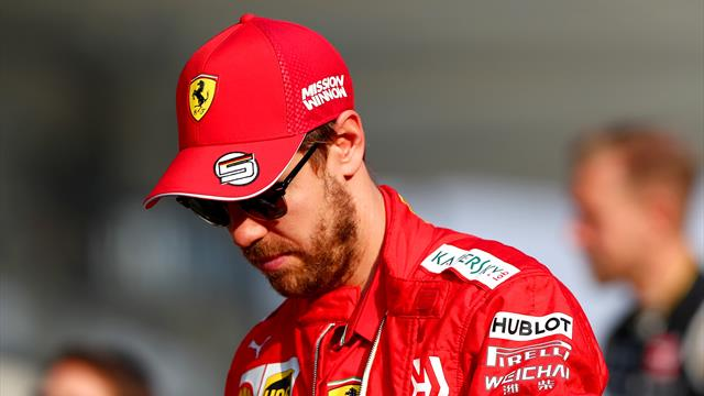 'I must do better' - Vettel admits regrets after poor year