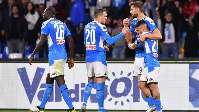 Udinese-Napoli probabili formazioni e statistiche