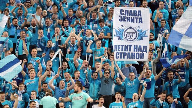 «Зенит» стал вторым в Европе по приросту посещаемости