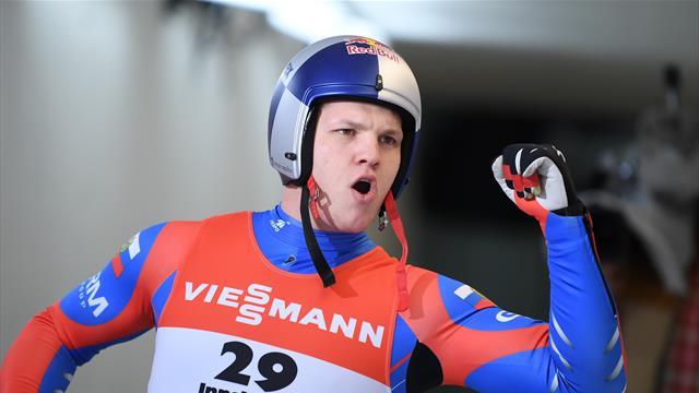 Репилов взял золото ЧМ в спринте. Россия выиграла 3 гонки из трех