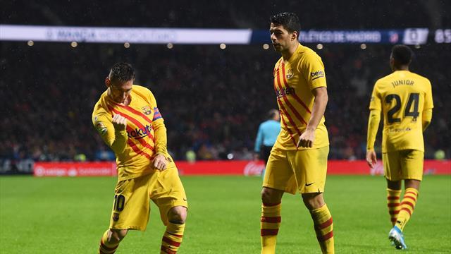 De l'ennui et puis Messi...