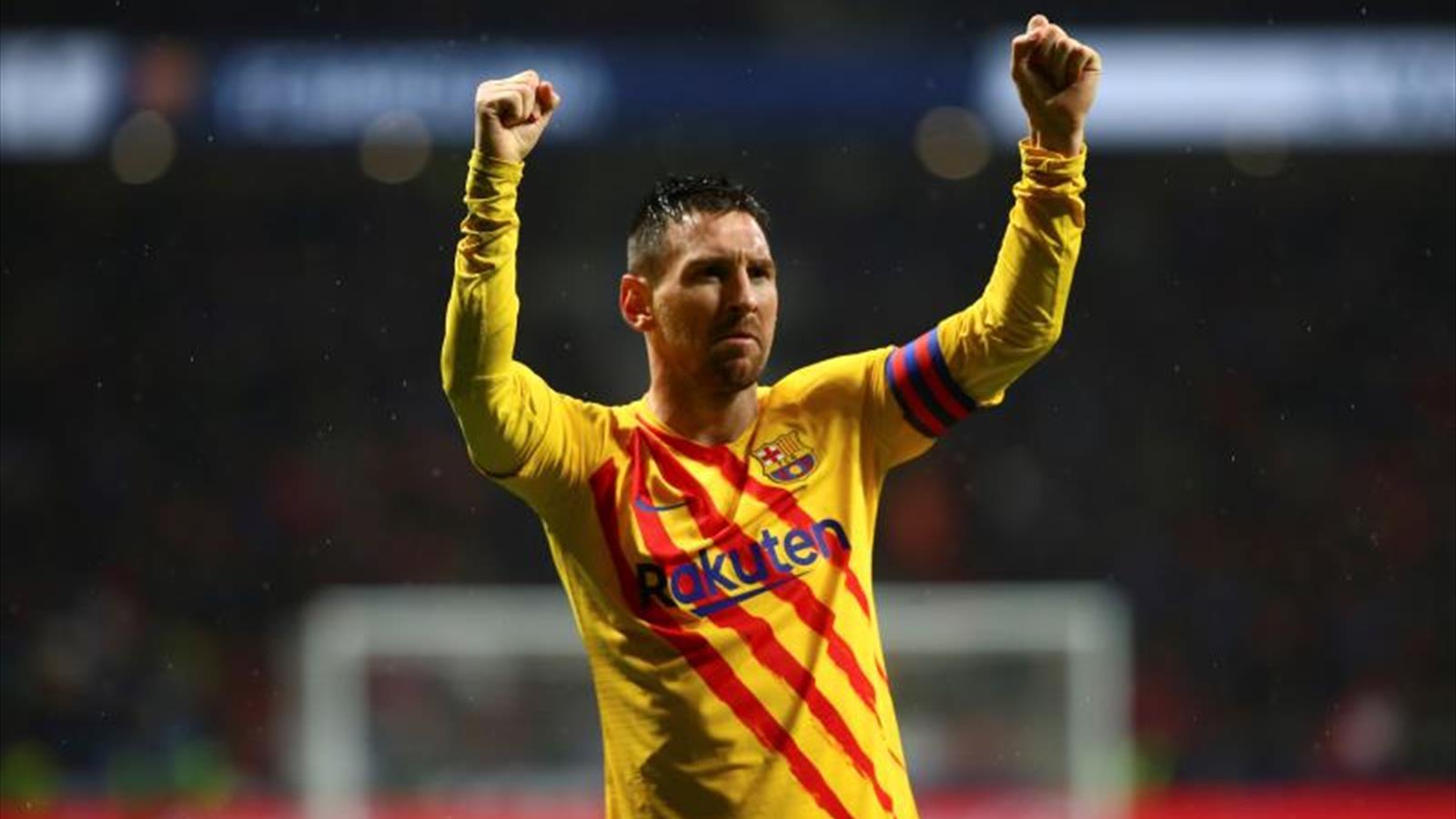 La cal para Juventus, City y Bayern; la arena para Messi y el Inter - Fútbol - Eurosport
