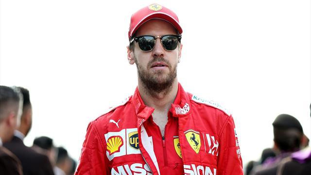 """Vettel spottet nach verkorkstem Rennen: """"Ein bisschen wie Kreisliga hier"""""""