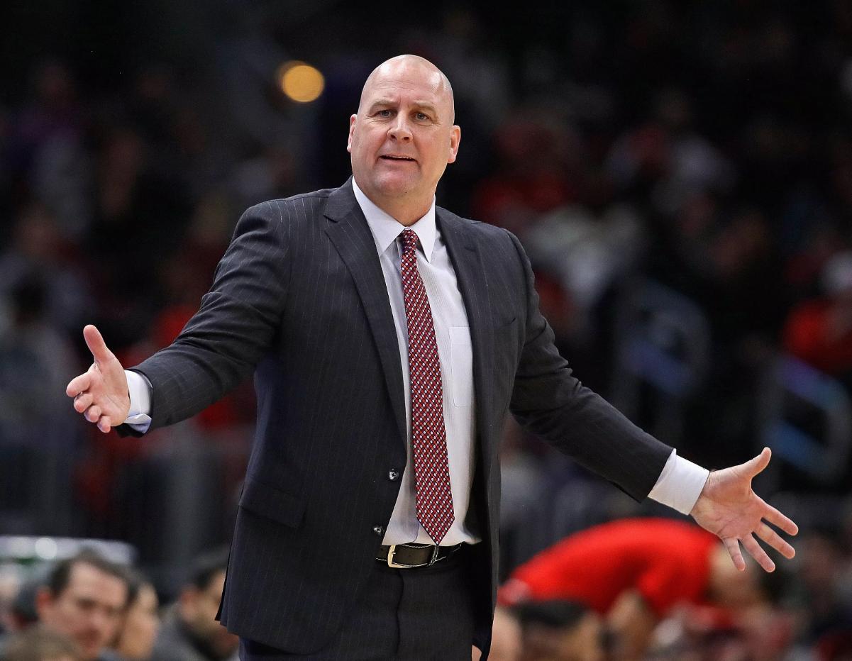 Jim Boylen   Chicago Bulls Baş Antrenörü