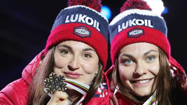 Шведские лыжницы высмеяли Вяльбе за 4 беременности в женской сборной России