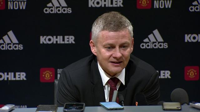 Solskjaer: The league table is not my biggest concern