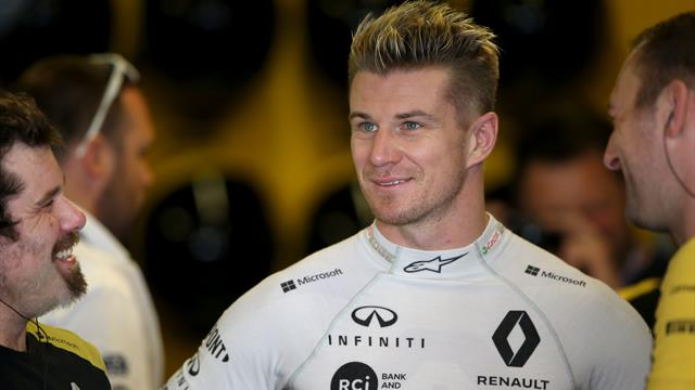 Renningenieur veräppelt: So verabschiedet sich Hülkenberg aus der Formel 1