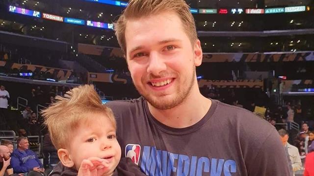 Il farmaco costa 2 milioni, Luka Doncic partecipa alla raccolta fondi per curare un bimbo sloveno