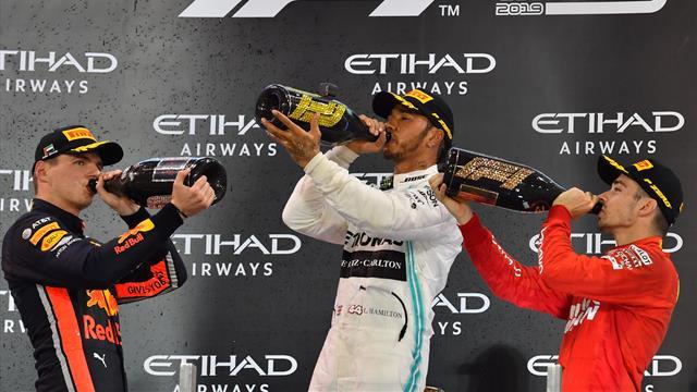 Dauersieger, Youngster und Vettel: Die Tops und Flops der Saison 2019