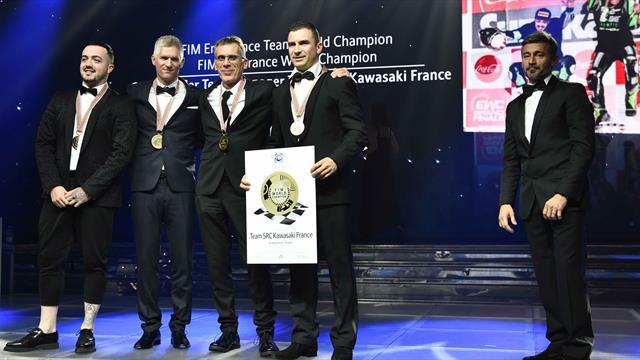 Hommage aux Champions !