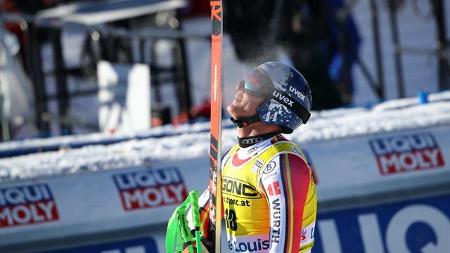 Weltcup-Sieg bei Comeback: Dreßen jetzt schon erfolgreichster deutscher Abfahrer