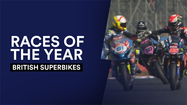 Races of the year: British Superbikes in 2019