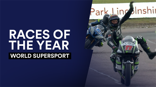 Races of the year: World Supersport in 2019