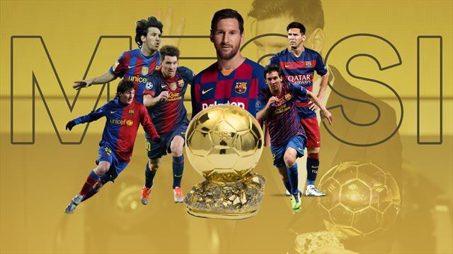 🥇 Emotivo discurso, ternura de sus hijos, qué hizo Cristiano... así fue el Balón de Oro de Messi