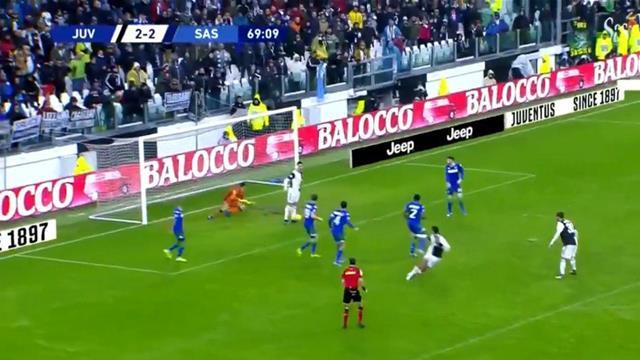 Роналду— лучший игрок Серии, А2018/19