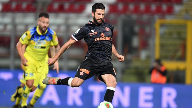 """Il Perugia si riscatta con """"Re Pietro"""" Iemmello. Frosinone travolgente: 4-0 a un Empoli contestato"""