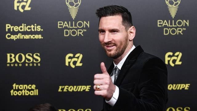 🏆✅ OFICIAL: Leo Messi gana su sexto Balón de Oro