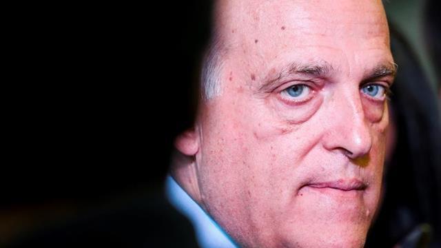 Tebas dimite para presentarse a las elecciones a la presidencia de LaLiga