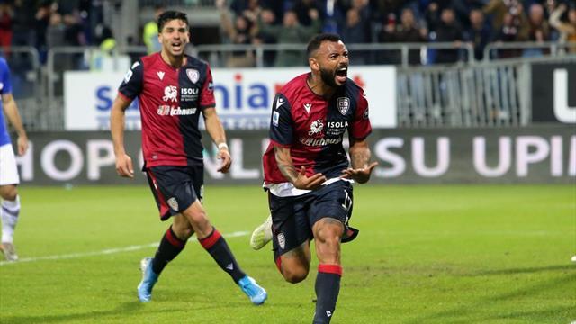 Cagliari renverse la Sampdoria et reste quatrième