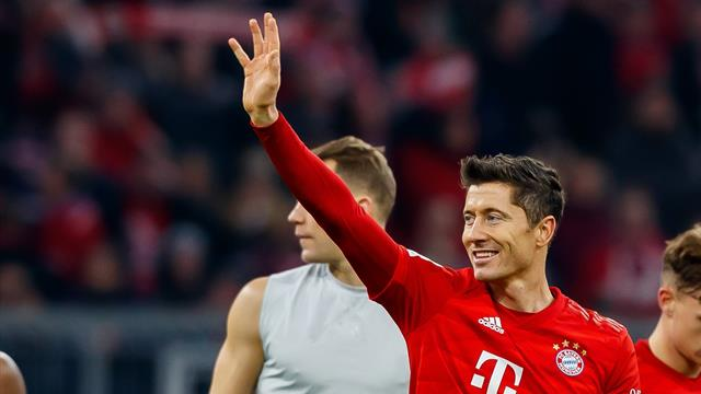 """Lewandowski prophezeit: """"Das kommende Jahr wird besonders"""""""