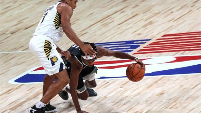 104-117. Brogdon y Sabonis lideran ataque ganador de Pacers
