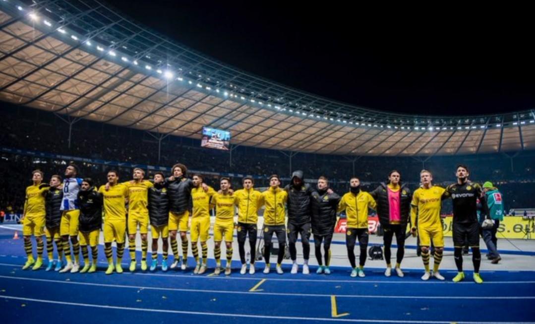 Hertha Berlin - Borussia Dortmund | Bundesliga