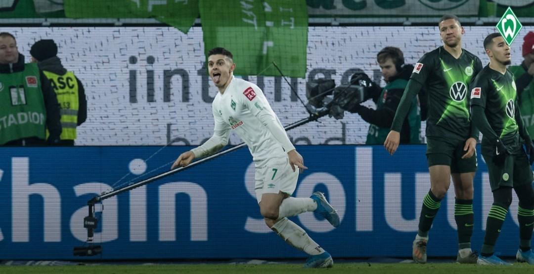 Wolfsburg - Werder Bremen | Bundesliga
