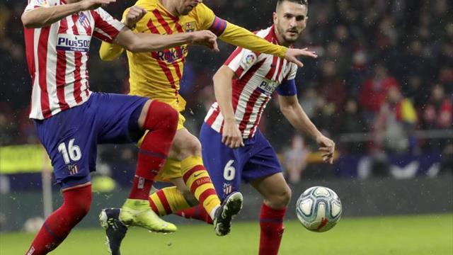 Herrera se consolida en el Atlético