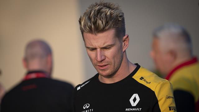 """Ex-Formel 1-Fahrer zum Hülkenberg-Abschied: """"Und jetzt verpiss Dich"""""""