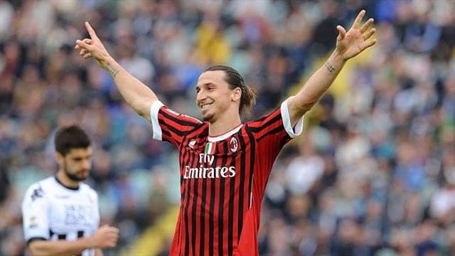 Ibrahimovic a bătut palma cu AC Milan. Anunțul făcut de presa din Anglia