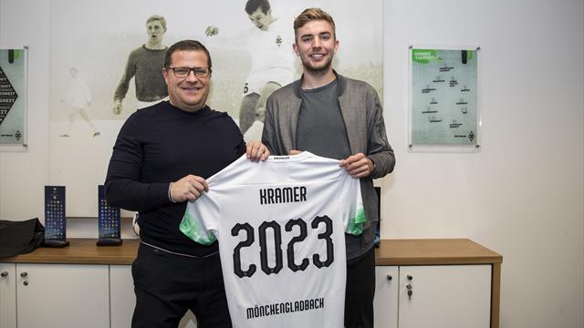 Gladbach mit nächster Vertragsverlängerung: Weltmeister bleibt bis 2023