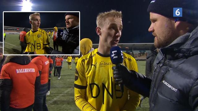 Fucking to kampe mere i -20 grader: Tidligere Silkeborg-spiller rasende efter norsk nedrykningsdrama
