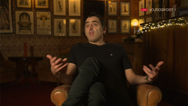 'The minute I look at snooker as a job is the minute I leave' - O'Sullivan