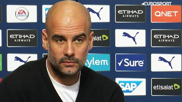 """Guardiola schwer genervt: """"Dann sind wir wohl nicht gut genug"""""""